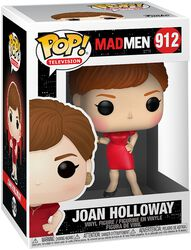 Mad Men Figura Vinilo Joan Holloway 912
