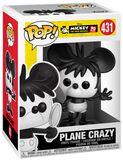 Figura Vinilo Mickey's 90th Anniversary - Plane Crazy 431