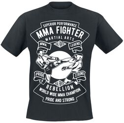 MMA Fighter - Rebellion