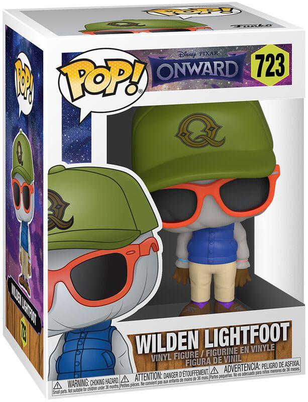 Figura Vinilo Wilden Lightfoot 723