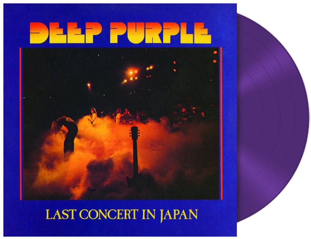 Last concert in Japan