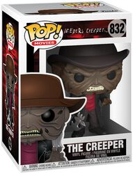 Jeepers Creepers The Creeper Vinyl Figure 832