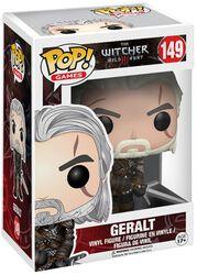 III Wild Hunt - Geralt - Figura Vinilo 149