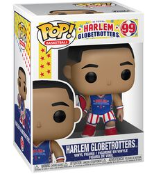 Figura vinilo Harlem Globetrotters 99
