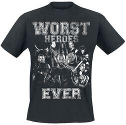 Los peores héroes del mundo