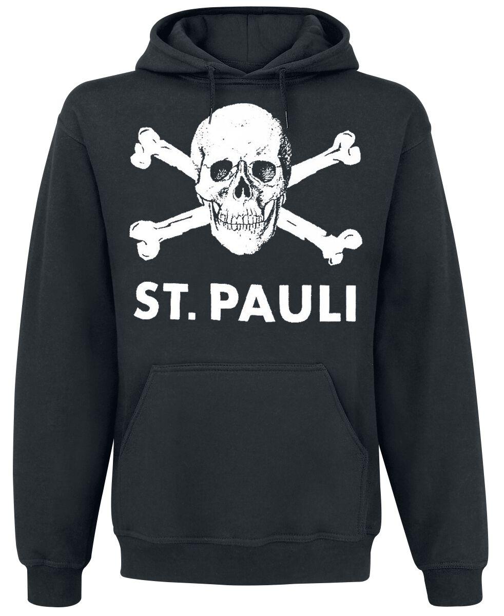 1f5a5289 Skull I | FC St. Pauli Sudadera con capucha | EMP