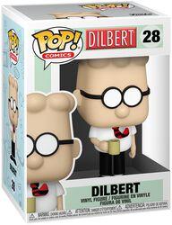 Figura vinilo Dilbert 28