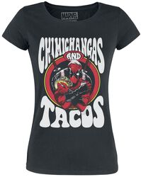 Chimichangas And Tacos