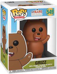Figura Vinilo Grizz 549