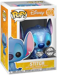Stitch (Diamond Collection) Vinyl Figure 159