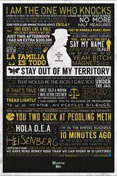 typographic - Tabla Periodica Breaking Bad