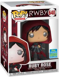 Figura Vinilo SDCC 2019 - Ruby Rose 640
