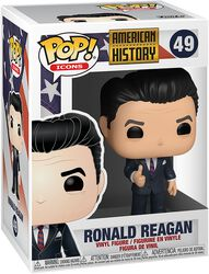 Icons - Ronald Reagan Vinyl Figure 49