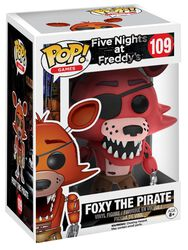 Figura Vinilo Foxy The Pirate 109