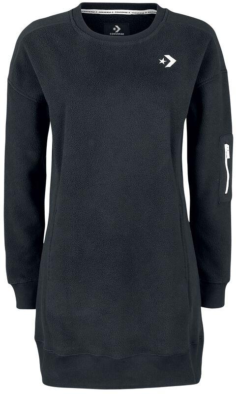 Blocked Fleece Sweatshirt