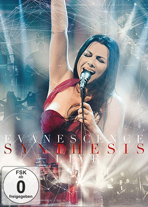Synthesis live (Live at the Grand Theater at Foxwoods, Mashantucket)