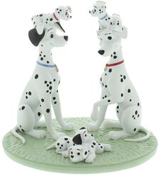 Dalmatian Family