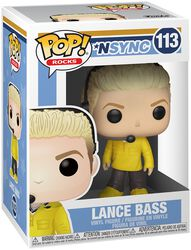 Lance Bass Rocks Viinyl Figure 113
