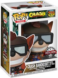 Figura Vinilo Crash Bandicoot 274