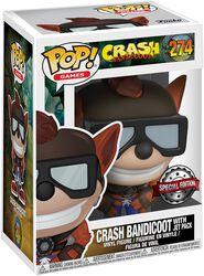 Figura Vinilo Crash Bandicoot 274