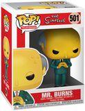Figura Vinilo Mr. Burns 501