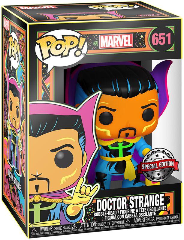 Figura vinilo Black Light - Doctor Strange 651