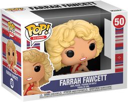 Figura Vinilo Farrah Fawcett 50