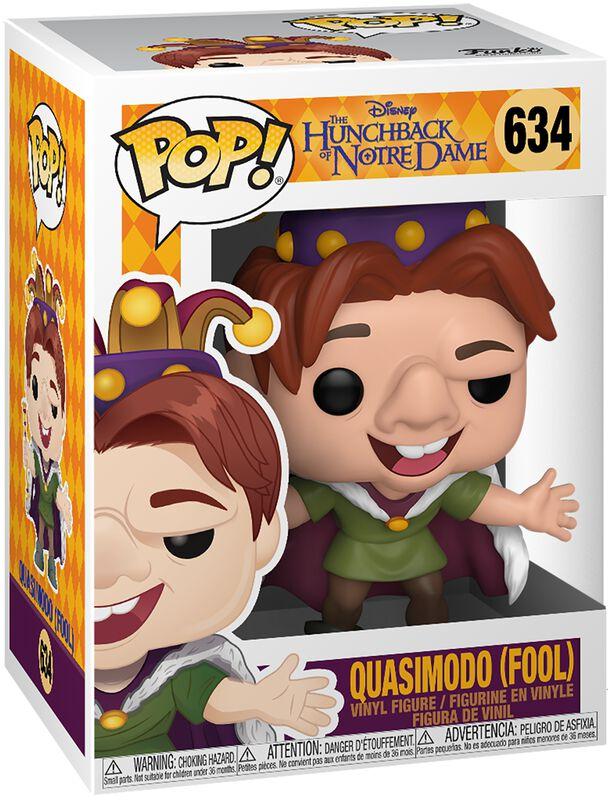 Figura Vinilo Quasimodo (Fool) 634