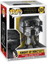 Figura Vinilo Episode 9 - The Rise of Skywalker - Knight of Ren (Blaster Rifle) (Chrome) 331
