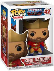 Figura vinilo King Randor 42