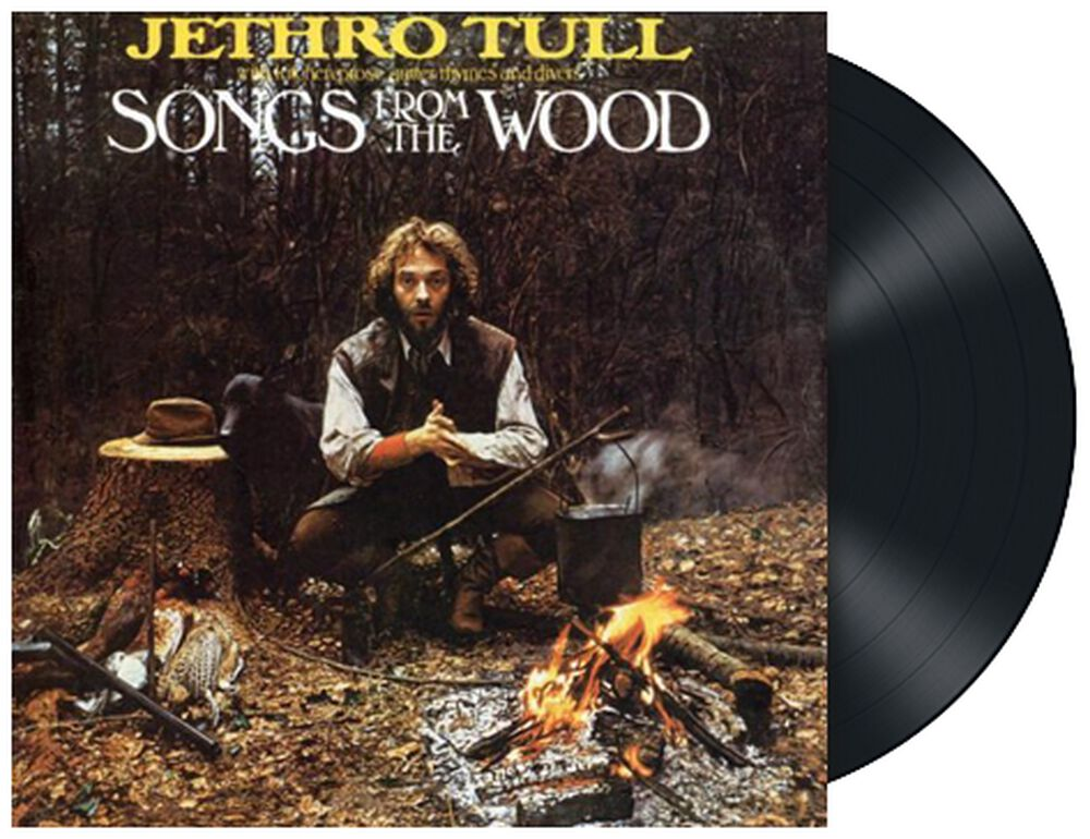 Songs from the wood - The 40th Anniversary Edition