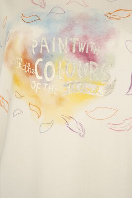Paint With All The Colours Of The Wind