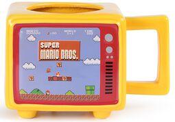 Super Mario Bros - Taza efecto térmico