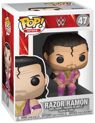 Figura Vinilo Razor Ramon (posible Chase) 47