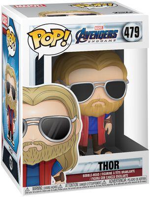 Figura Vinilo Endgame - Thor 479