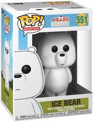 Figura Vinilo Ice Bear - 551