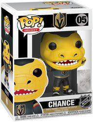 NHL Mascots Figura Vinilo Vegas Golden Knights - Chance Gila Monster 05