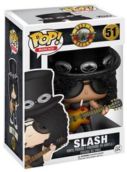 Figura Vinilo GN'R Slash Rocks 51