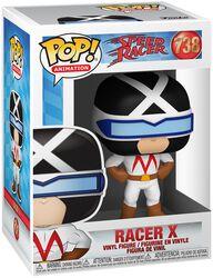 Speed Racer Figura Vinilo Racer X 738