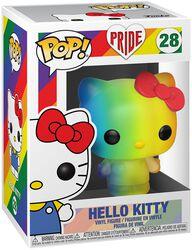 Figura vinilo Pride 2020 - Hello Kitty (Rainbow) 28