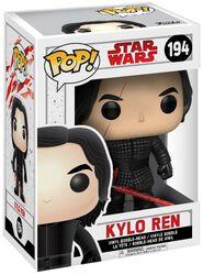 Figura Vinilo Episode 8 - The Last Jedi - Kylo Ren Bobble-Head 194