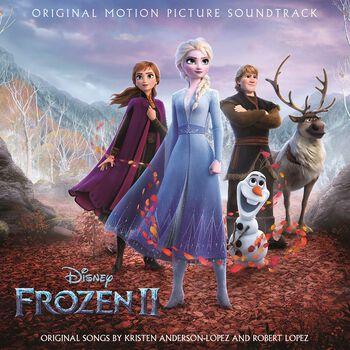 Frozen 2 (Original Motion Soundtrack) - Versión Inglés
