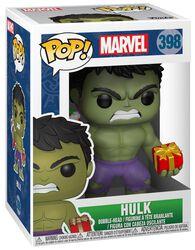 Figura Vinilo Hulk (Holiday) 398