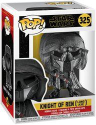 Figura Vinilo Episode 9 - The Rise of Skywalker - Knight of Ren (Long Axe) (Chrome) 325