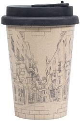 Diagon Alley - Vaso de café Huskup