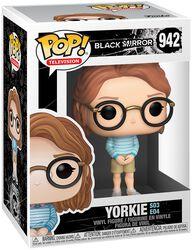 Black Mirror Figura Vinilo Yorkie 942