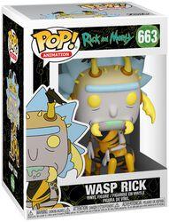 Figura Vinilo Wasp Rick 663