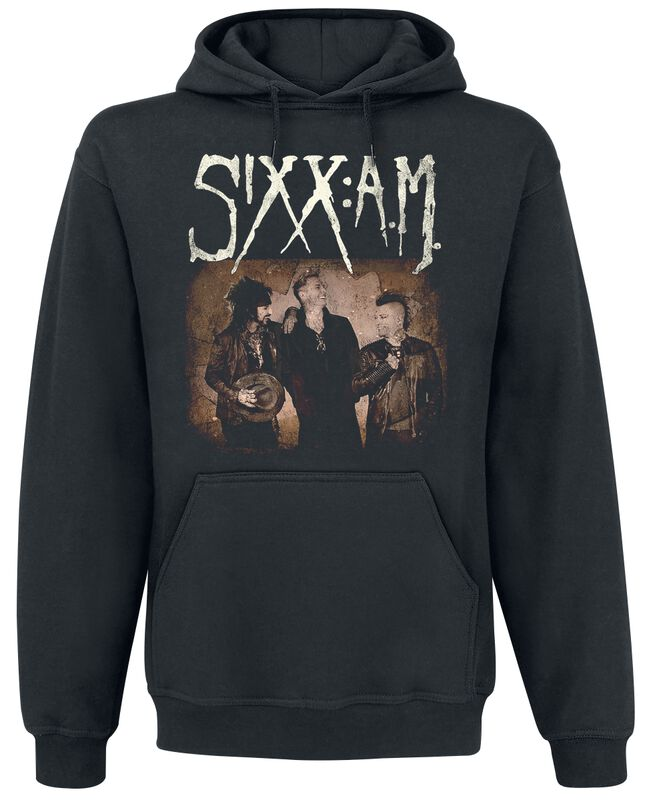Sixx AM Logo Band