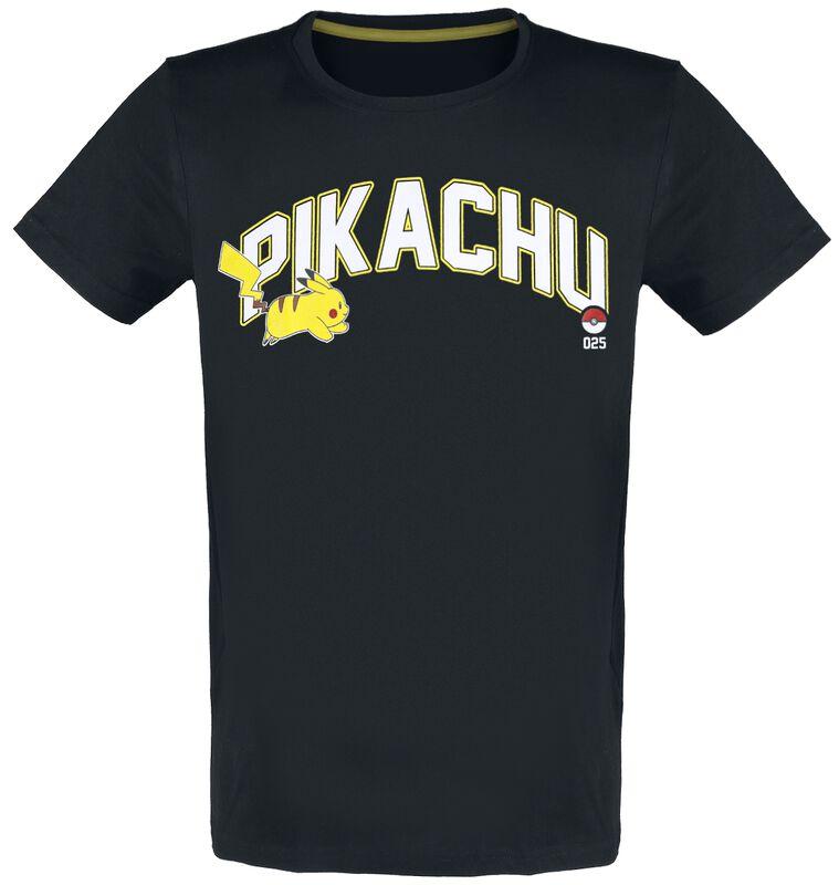 Pikachu - Running