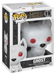 Figura Vinilo Ghost 19